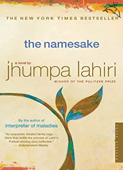 The Namesake: A Novel de [Lahiri, Jhumpa]