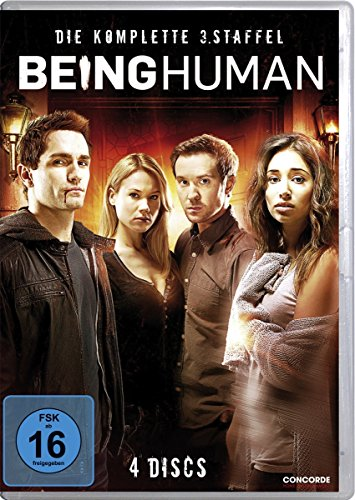 Being Human - Die komplette 3. Staffel [4 DVDs] - Diaries-staffel Vampire Vier