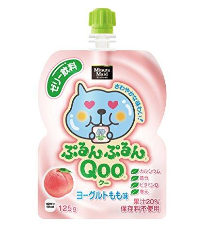 x6-ou-coca-cola-minute-maid-purunpurun-qoo-yogourt-pche-sachet-saveur-125g