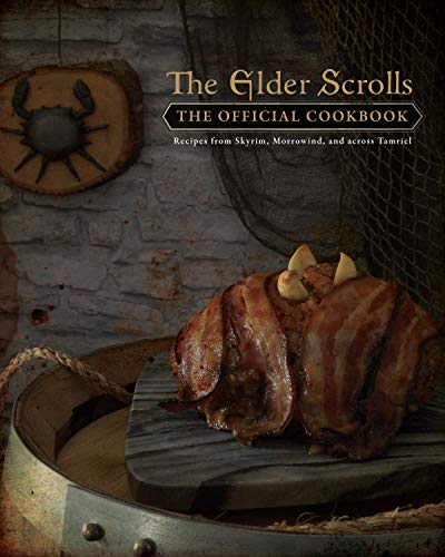 Elder Scrolls: The Official Cookbook por Chelsea Monroe-Cassel