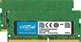Crucial CT2C8G4S24AM 16Go Kit (8Gox2) (DDR4, 2400 MT/s, PC4-19200, SR x8, SODIMM,...