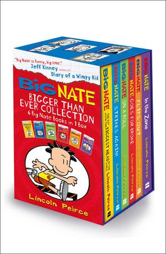 Bigger Than Ever Collection (Big Nate) por Lincoln Peirce