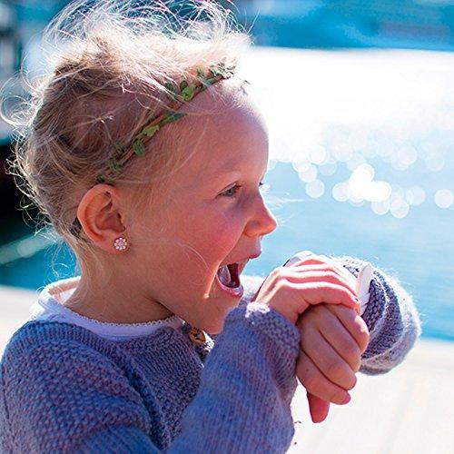 XPLORA - Telefonuhr für Kinder - Telefonieren, Mitteilungen senden und empfangen, Ruhezeiten, Sicherheitszonen, SOS, GPS-Ortung, Kalender (BLAU SIM-Free) - 6