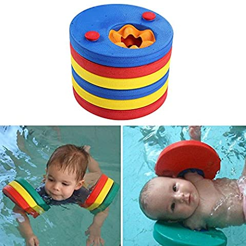 niceEshop(TM) Kids Float Discs Swim Arm Band Set( 6Pcs/Set)