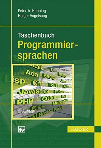 Taschenbuch Programmiersprachen