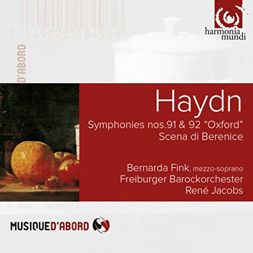 Haydn: Symphonies No. 91 & 92 ...