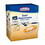 Homann - Salat Mayonnaise 50% 100 x 20 ml
