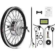 AFTERPARTZ Elektro-Fahrrad Umbausatz Vorderrad Nachrüstsatz E-Bike 250W 36V 25km/h