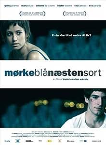 Dark Blue Almost Black Affiche du film Poster Movie Le bleu foncé presque noir (27 x 40 In - 69cm x 102cm) Danish Style A