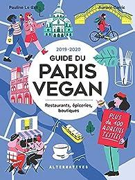 Guide du Paris Vegan par Aurore Carric
