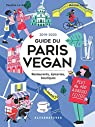 Guide du Paris Vegan par Carric