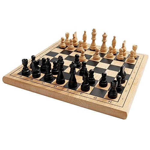 Hamleys Wooden Chess Set, Multi Color