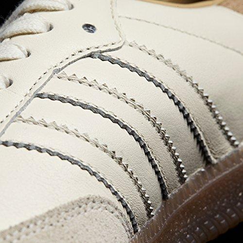 adidas Originals Samba OG Beige, BY2967.Sneaker. Baskets White/CoreBlack/Clear Granite