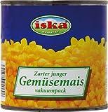 Produkt-Bild: Iska Maiskrner, vacupack, 6er Pack (6 x 340 g Packung)