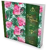 """GOCKLER® Diät-Tagebuch: Das 90 Tage Abnehmtagebuch zum Ausfüllen • Professionell gestaltet, Softcover mit glänzendem Finish • Motiv """"Wassermelonen"""" • Ein Ernährungstagebuch zum Abnehmen"""