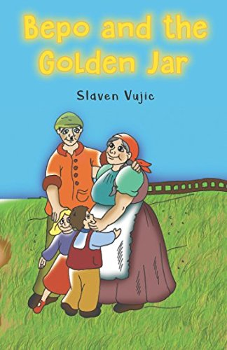 Bepo and the Golden Jar (Bepo the Bell-ringer, Band 2) Golden Ringers
