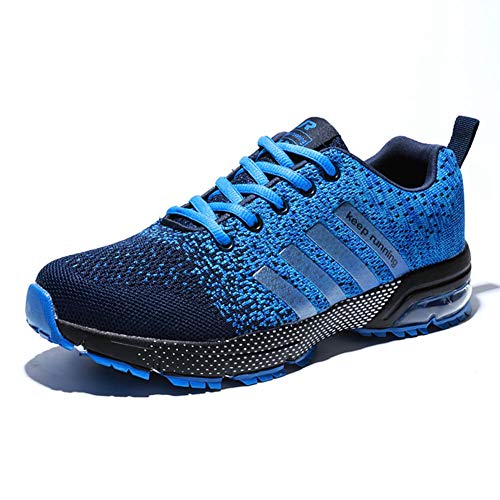 brand new 07060 913ea AIOFS Men s Women s Running Shoes Trainers Fashion Sport Walking Jogging  Gym Athletic Fitness Air Cushion Breathable