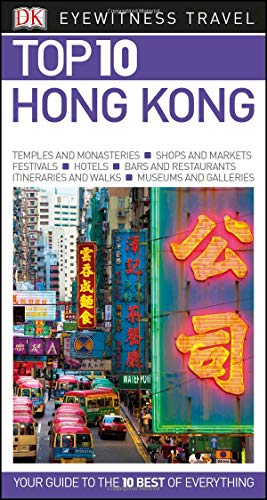Price comparison product image Top 10 Hong Kong (DK Eyewitness Travel Guide)