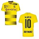 BVB Trikot Home Herren 2018 - M.GÖTZE 10, Größe:M