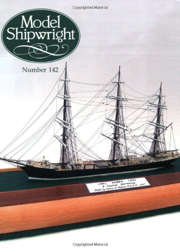 MODEL SHIPWRIGHT 142