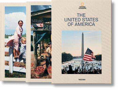 The United States With National Geographic (Extra large) por Vv.Aa