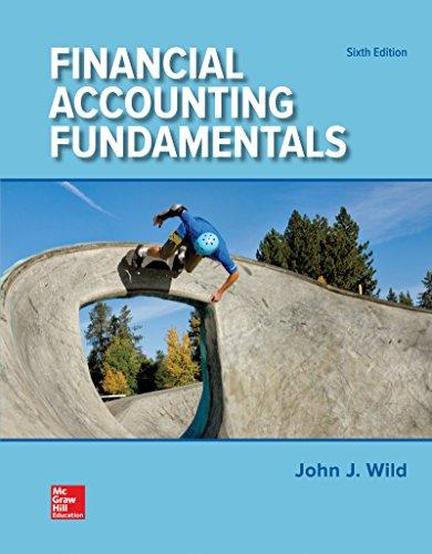 Financial Accounting Fundamentals PDF Books