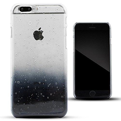 sunroyal-tpu-para-iphone-7-plus-55-funda-bumper-transparentes-gota-de-lluvia-funda-carcasa-slim-fit-