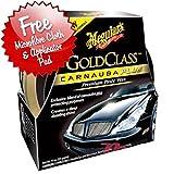 Meguiars Gold Class Carnauba Paste Auto Wachs * * komplett Kit * *