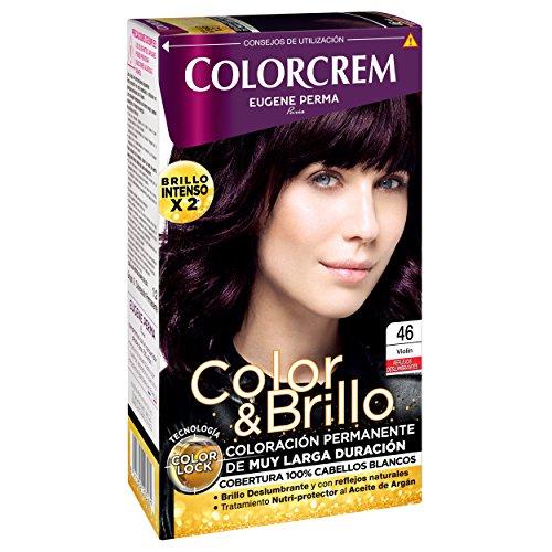 Colorcrem Color & Brillo Tinte Capilar Naturales Intensos Color Violín