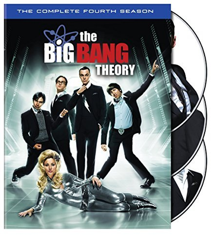 Cover Big Bang Theory: Complete Fourth Season [DVD] [US Import] [NTSC]