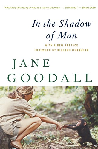 In the Shadow of Man por Dr Jane Goodall Ph.D.