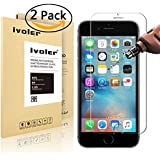 [2 Pack] iPhone 6 / 6s Pellicola Protettiva, iVoler® [3D Toccare Compatibile] Pellicola ...