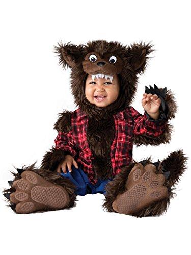 Baby Werwolf Kostüm - Kleiner Werwolf- Wee Werewolf- Baykostüm Gr. L / 18-24 Monate / 86cm