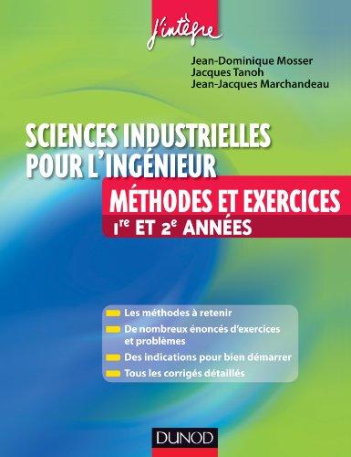 Sciences industrielles pour l'ingén...