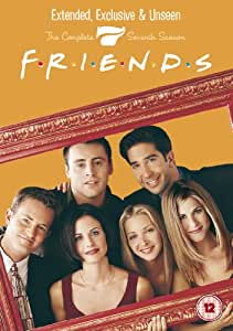 Friends Season 7 - Extended Edition [DVD]