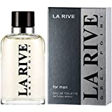 La Rive Grey Point Edt 90 ml, 2er pack