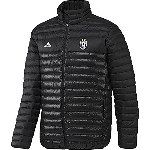 adidas-juve-lt-down-jk-veste-ligne-juventus-pour-homme-couleur-noir-blanc-taille-s