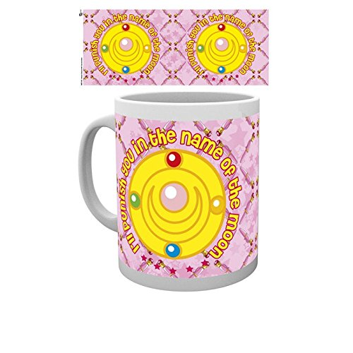 Sailor Moon Tazza Mug Name Of The Moon GYE