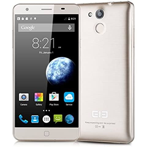 Elephone P7000 - Smartphone Libre 4G LTE (Android 5.0, 64bit, 1.7GHz, Pantalla 5.5