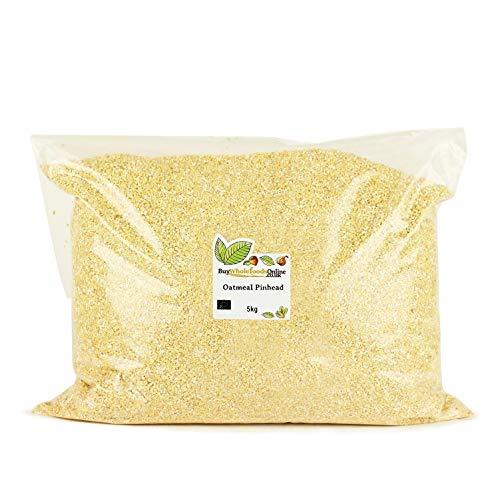 Oatmeal Pinhead 5kg (Buy Whole Foods Online Ltd.)