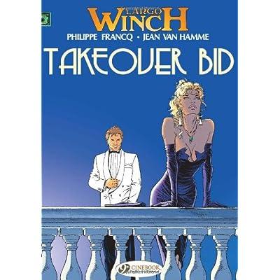 Largo Winch - tome 2 Takeover bid (02)