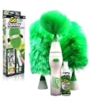 Go Duster makes dusting fast, easy and fun! It's a handheld, completely cordless, battery operated spinning duster that picks up dust like a magnet. It gets into hard to reach areas, conforms to all shapes and sizes and lets you dust without moving a...