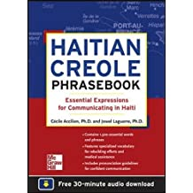 Haitian Creole Phrasebook: Essential Expressions for Communicating in Haiti (NTC Foreign Language)