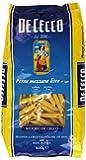 De Cecco - Penne mezzane lisce, Pasta di Semola di Grano Duro, n° 140 - 500 g
