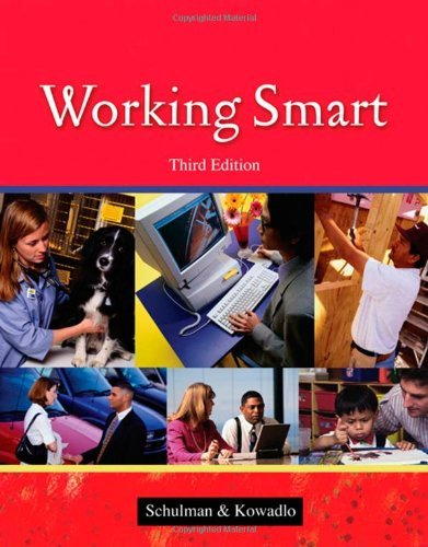 working smart by madelyn l. schulman (2004-09-08)