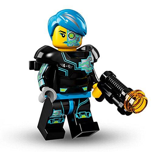 LEGO 71013 Minifigures Serie 16 - Cyborg Mini Action Figure