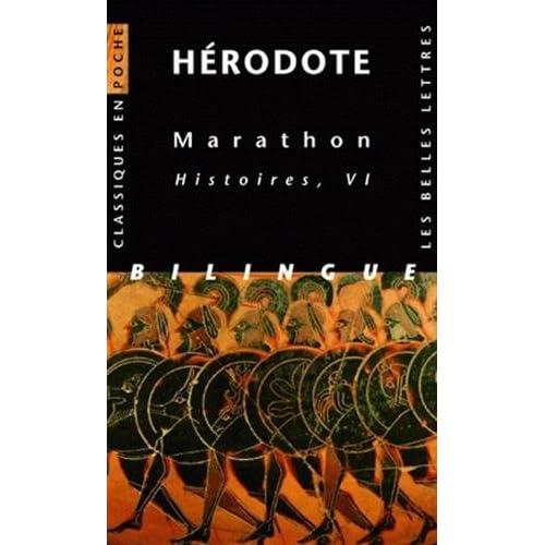 Marathon. Histoires, VI