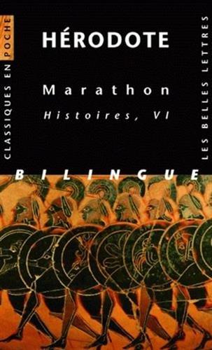 Marathon. Histoires, VI par Hérodote