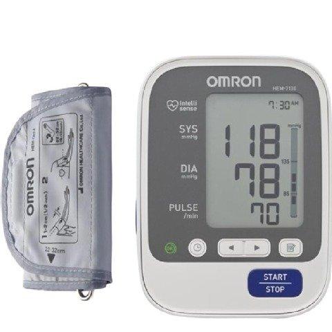 Omron-HEM-7130-Blood-Pressure-Monitor
