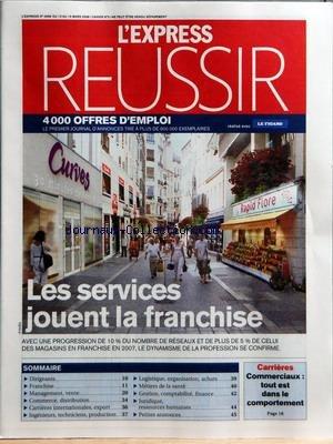 EXPRESS REUSSIR (L') [No 2958] du 13...